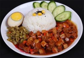 台北味快餐加盟
