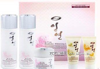 韩国清淡护肤品